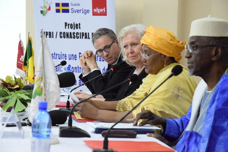 The third National Forum of Civil Society for Peace and Security in Mali