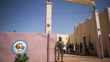 Headquarters of G5 Sahel joint force based in Sévaré. Credit: MINUSMA/Harandane Dicko