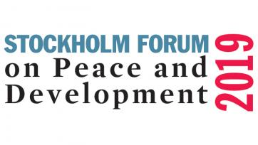 2019 Stockholm Forum on Peace and Development