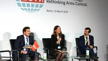 SIPRI partners with the German Federal Foreign Office for conference on technology and arms control