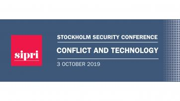 2019 Stockholm Security Conference
