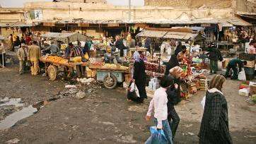 The opportunity for local peacebuilding interventions: The case of Kirkuk