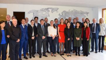 SIPRI hosts workshop on China–EU Relations in an Era of Connectivity