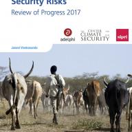 Action on Climate and Security Risks