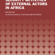 Security Activities of External Actors in Africa