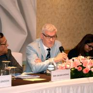 SIPRI co-hosts workshop on maritime security in the Indian Ocean region