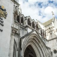 The Royal Courts of Justice,