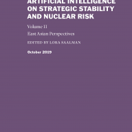 The Impact of Artificial Intelligence on Strategic Stability and Nuclear Risk, Volume II