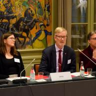 SIPRI co-hosts senior officials meeting on nuclear disarmament