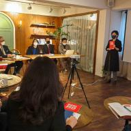 Korean translation of SIPRI Yearbook 2020 summary launched in Seoul