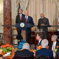Vice President Biden Delivers Remarks at a Luncheon in Honor of Indian Prime Minister Modi's Visit (2014)/U.S. Department of State Flickr