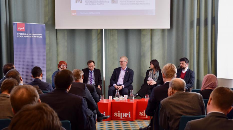 SIPRI hosts expert discussion on the future of the Iran nuclear deal
